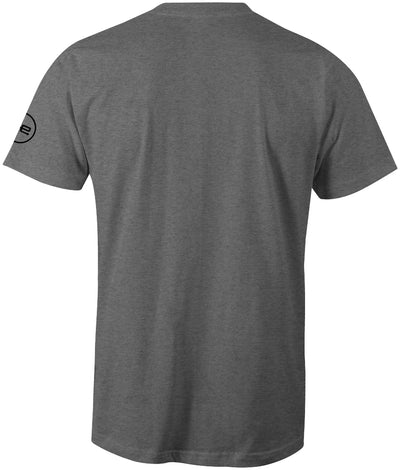 AE Throwback Flag Mens Shirt Grey