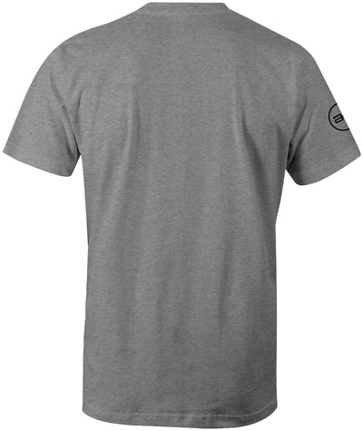AE Shield Mens Shirt Grey
