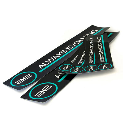 AE Team Bumper Stickers 6 PACK