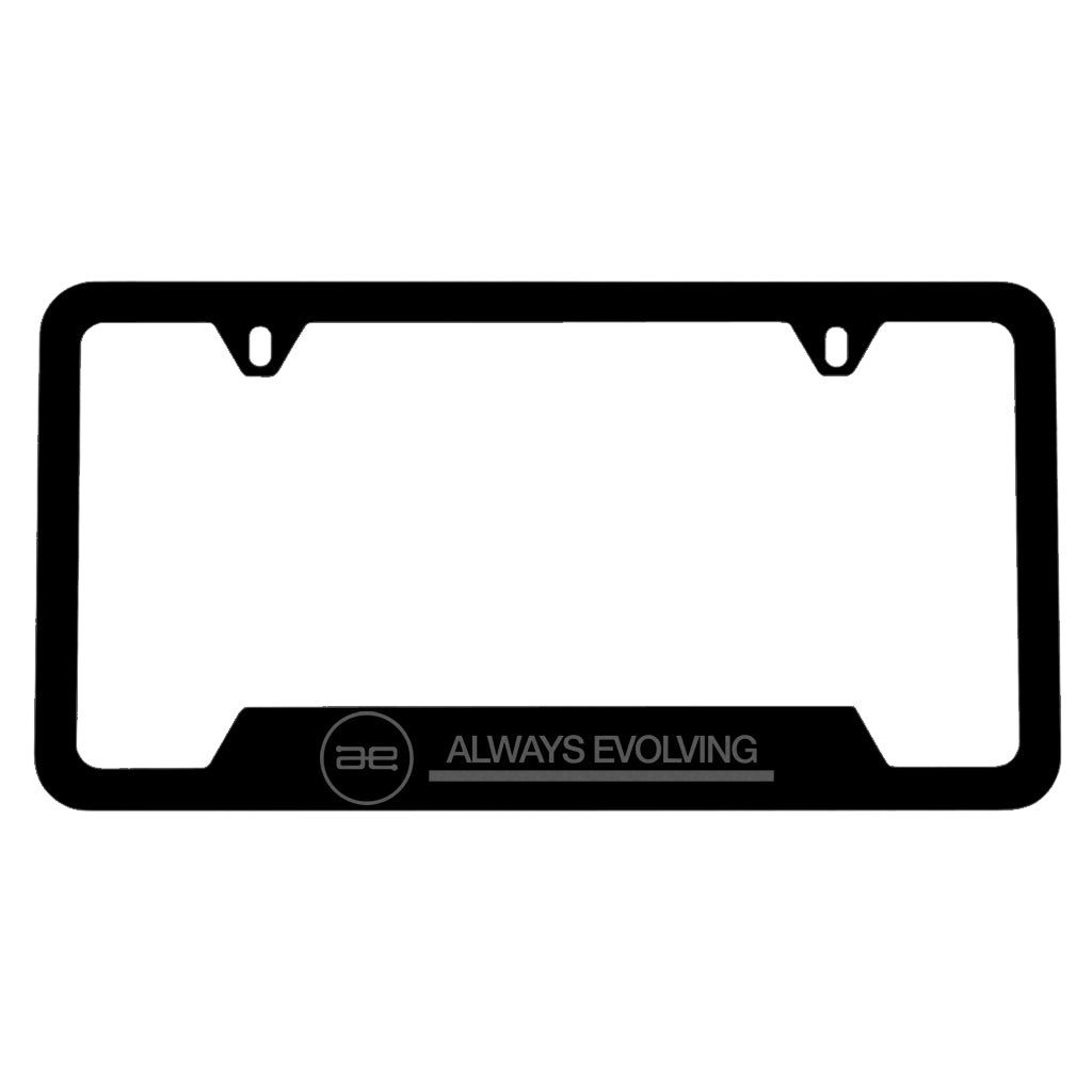 AE Team License Plate Frame