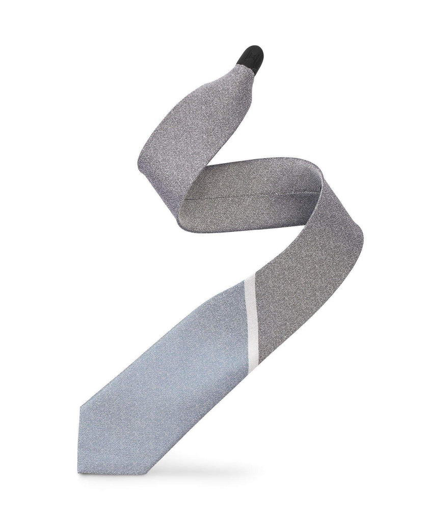 CEMENT - 3 TONE ATHLETICA TIE SINGLE - ModernTie.com