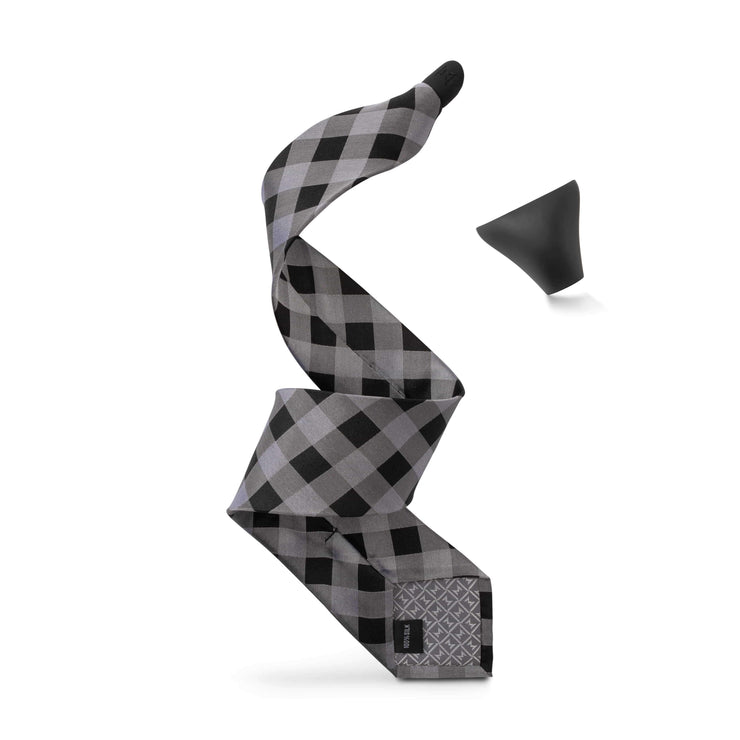 "BUFFALO ""CHECKERED"" - set - ModernTie.com"