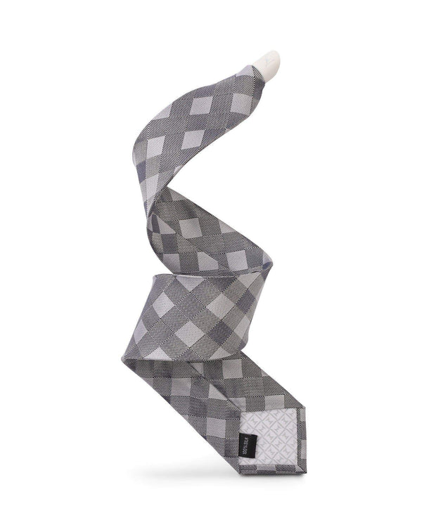 BUFFALO - Checkered Tie - ModernTie.com