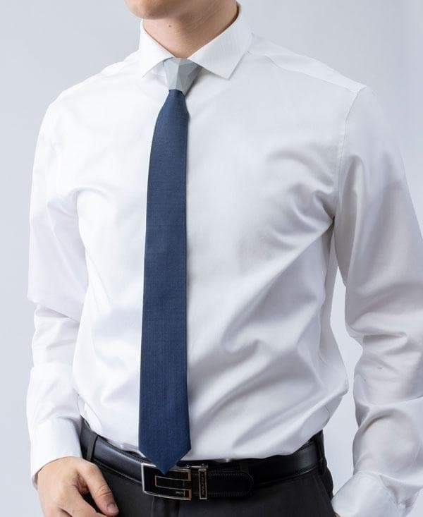 SOLID-Net Weave Slim Single Tie - ModernTie.com