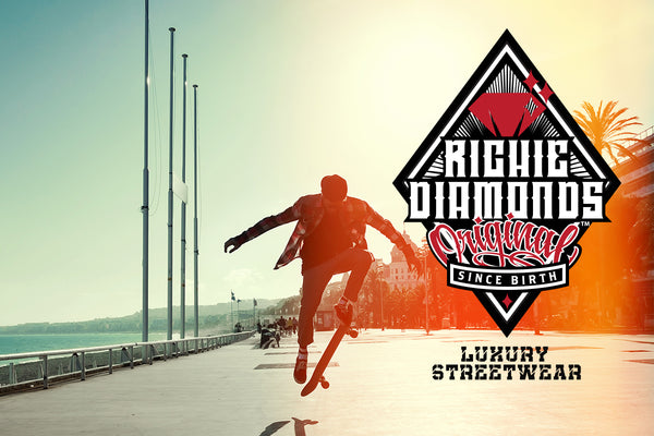Richie Diamonds™ Streetwear brand image