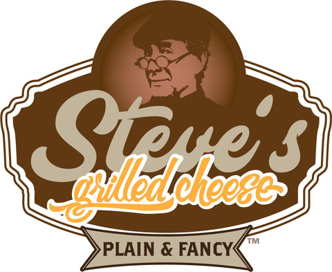 Steve's Grilled Cheese Logo 2018