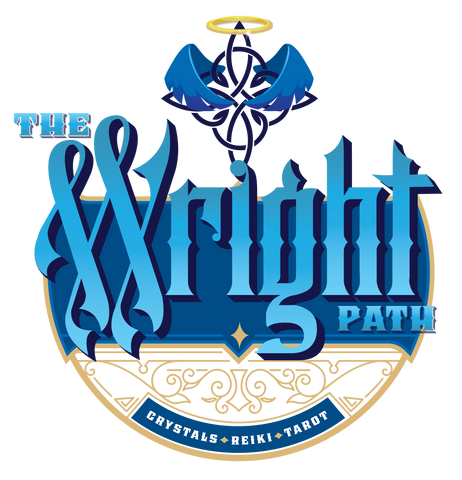The Wright Path Logo fro Deb and Doris Wright