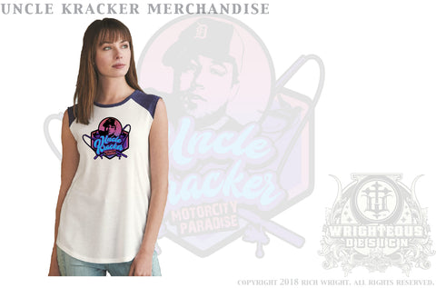Uncle Kracker Motorcity Paradise Design