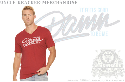 Uncle Kracker Damn Design