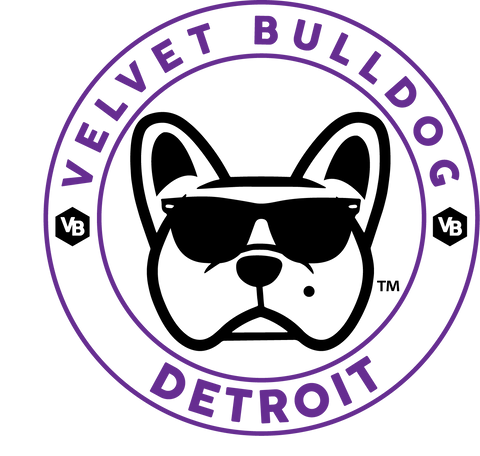 Velvet Bulldog Clothing Logo