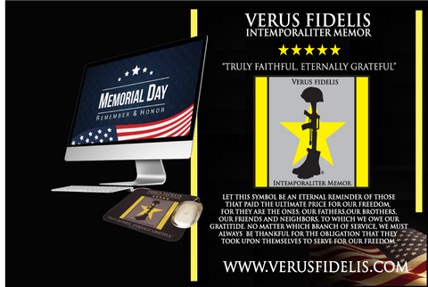 Rich Wright Verus Fidelis Memorial Image