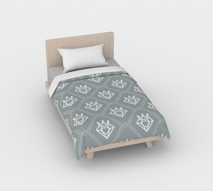 Purveyor of Love Crowned Heart Bedding