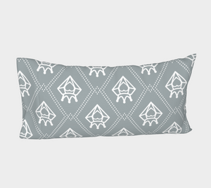 Purveyor of Love Crowned Heart Pillow Case