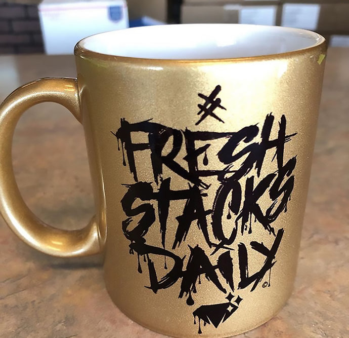 Richie Diamonds™ Fresh Stacks Mug