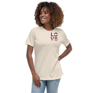 Purveyor of Love Arrows Women's Relaxed T-Shirt