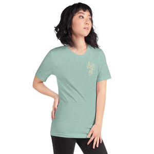Purveyor of Love Ladies Short-Sleeve T-Shirt