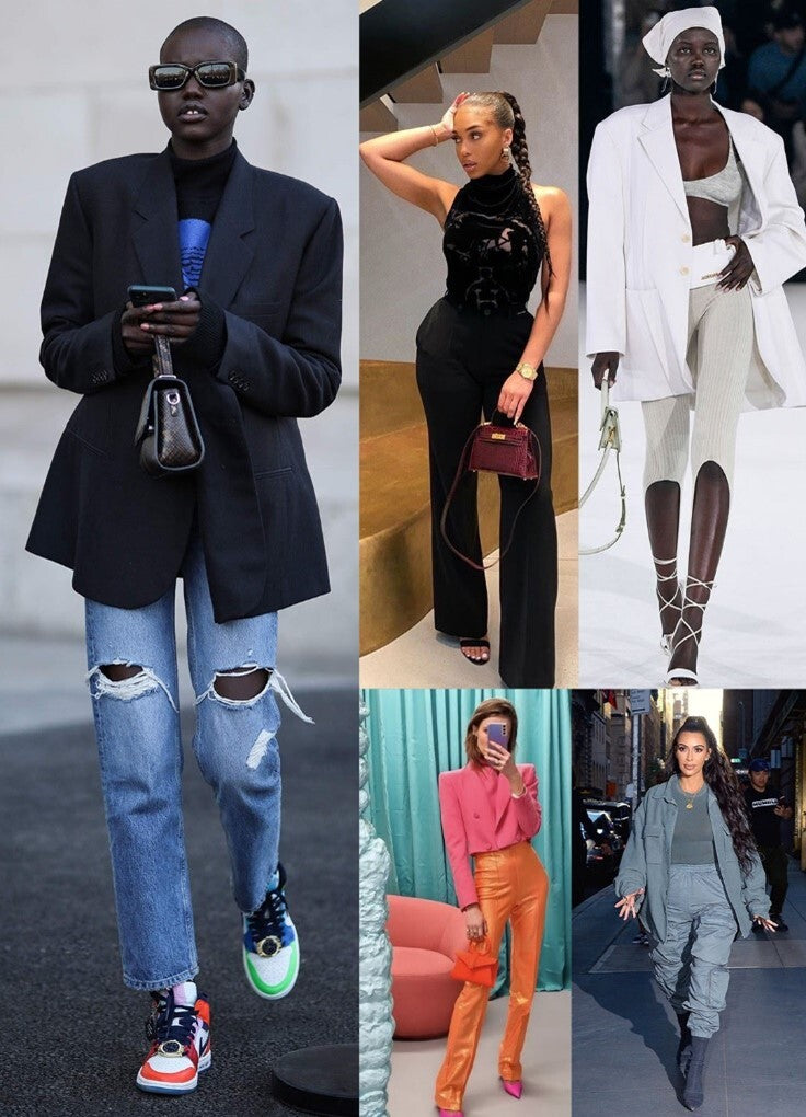 5 Essential Pant Types to have in your Closet