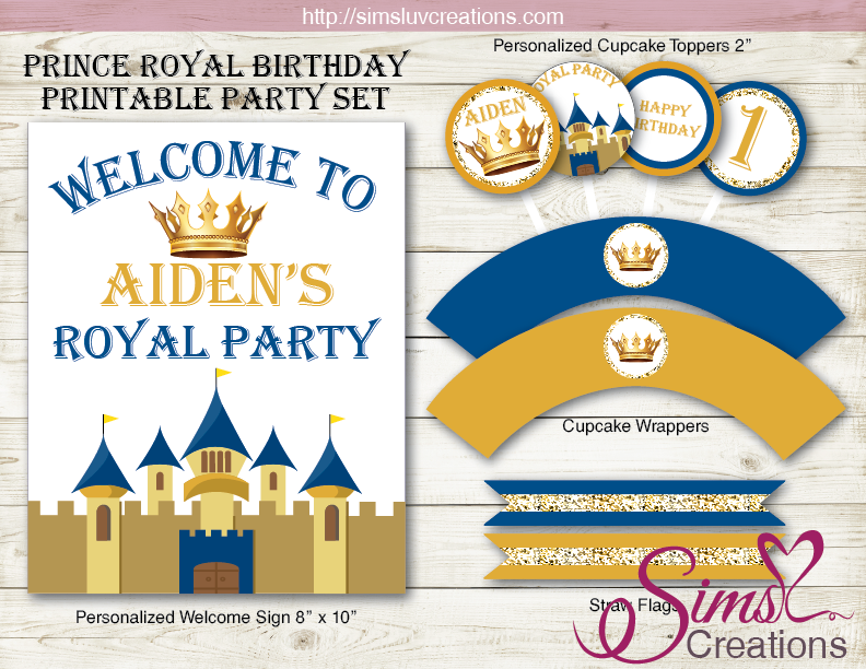 Royal Blue And Gold Party Decorations from cdn.shopify.com