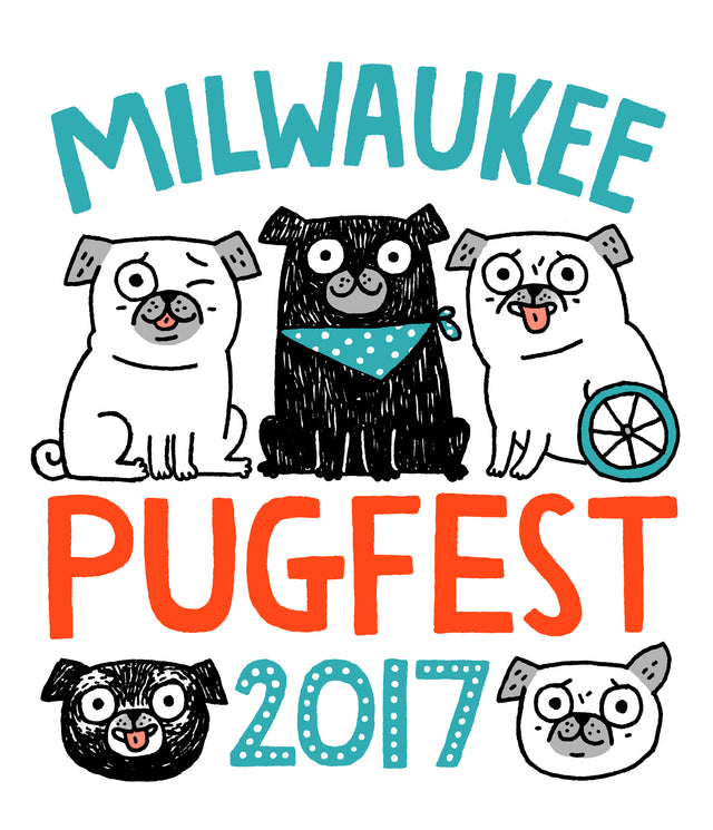 Milwaukee Pug Fest 2017