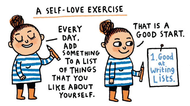 A Self Love Exercise