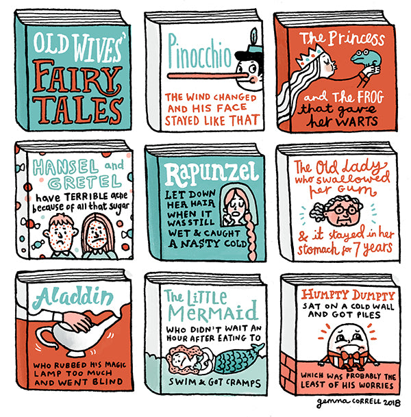 Old Wives' Fairy Tales