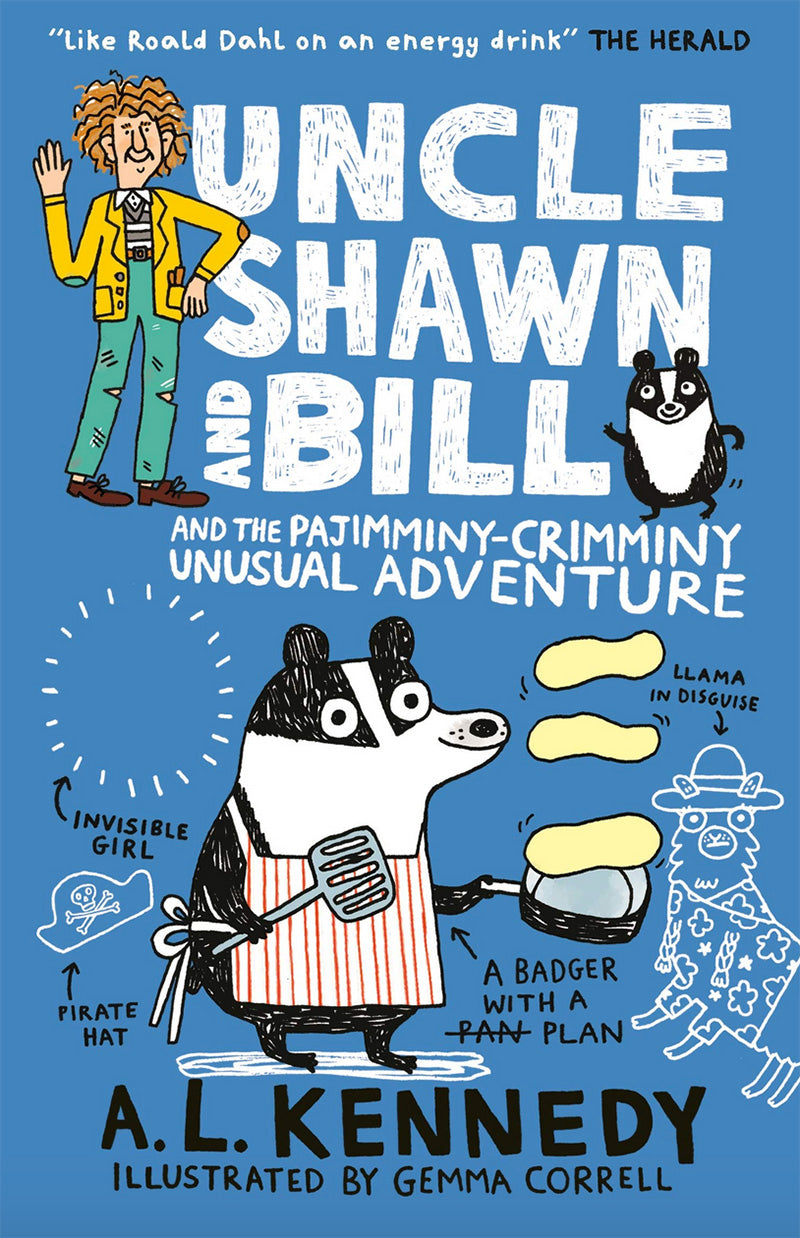 Uncle Shawn & Bill and the Pajimminy-Crimminy Unusual Adventure
