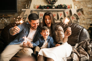 Ways of spending New Year's Eve with Kids