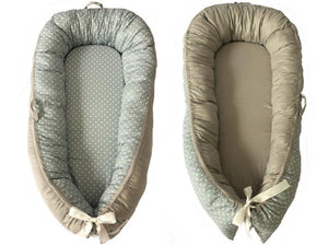 Multifunctional Portable Baby-Nest - Gray