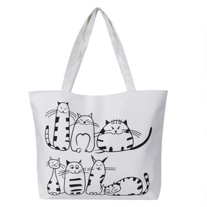 Women's Casual Shopping Tote Bag