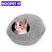 Egg Shaped Cat Cave by HOOPET