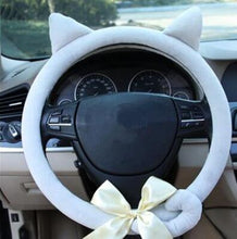 Kitten Steering Wheel Cover