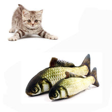 *FREE* Catnip Infused Fish Toy