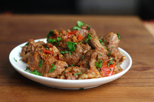 Hen'omby Ritra (Simmered Beef) Recipe