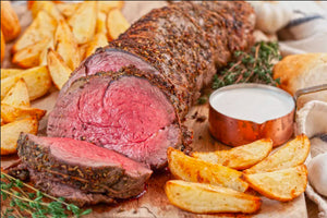 Herb and Spice Beef Tenderloin Roast