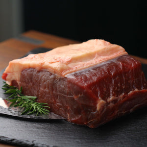 Sirloin Grass-fed Beef Block Striploin 1kg