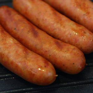 Sausage filled with cheese for grilling  - Kasegriller 7 pcs