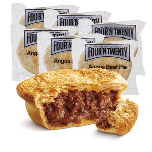 Four'n Twenty Angus Beef Meat Pie 150g  buy 5 get 1 Free