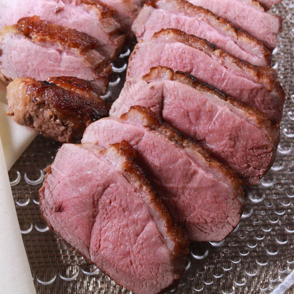 Duck Breast 500 g Try to prepare your own smoked Duck