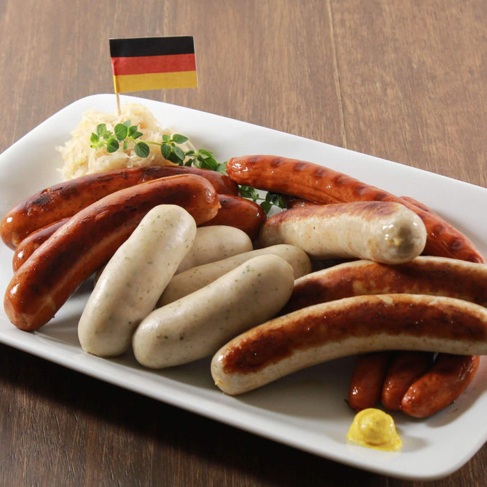 "German Sausage Set ""Hareico"" B 
