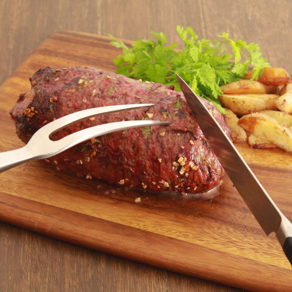 Aitchbone Ichibo Block Grain-fed Australia (sold by weight) - Buy now at Whole Meat Japan Online Shop