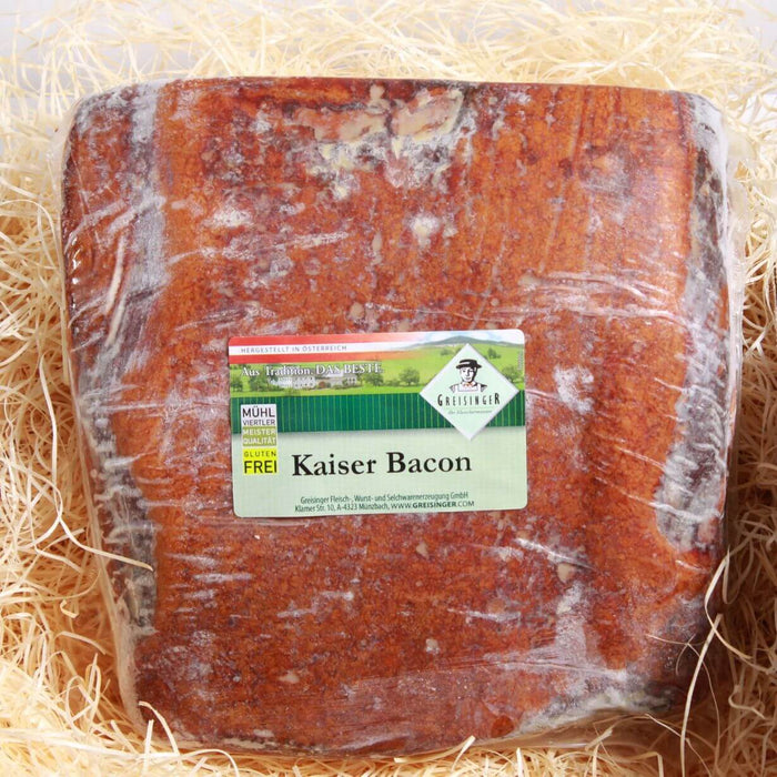 Kaiser Bacon Block Austria (1.1kg)
