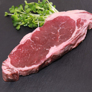 Strip Steak Grass-fed Beef Sirloin (250g)