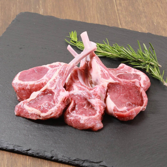 Lamb Chop 5 pieces (260 g) New Zealand - Buy now at Whole Meat Japan Online Shop