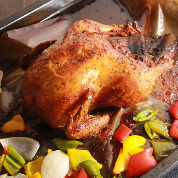 Whole Chicken Griller (1.2kg) - Buy now at Whole Meat Japan Online Shop