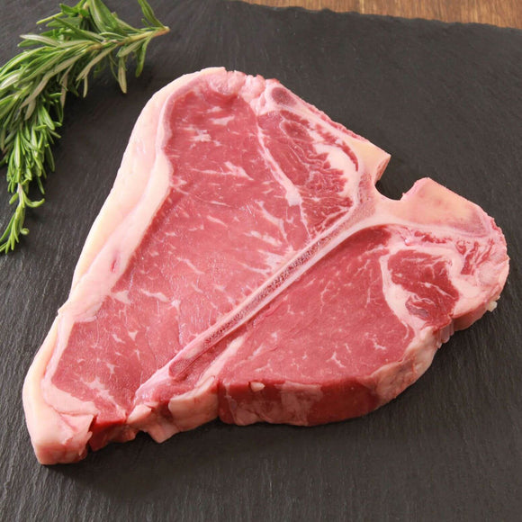 T-Bone Steak US Beef Choice (600 g) - Buy now at Whole Meat Japan Online Shop