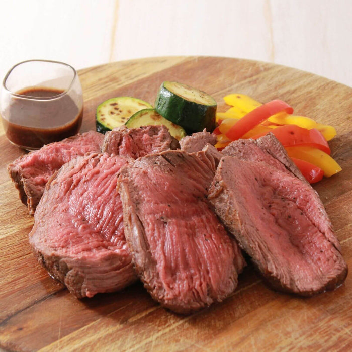 Filet Mignon Tenderloin Grass-fed (sold by weight)