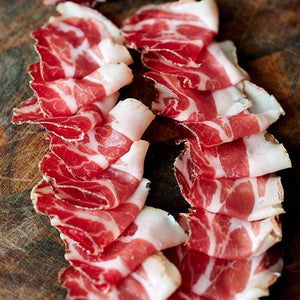 Real Italian Coppa Slices