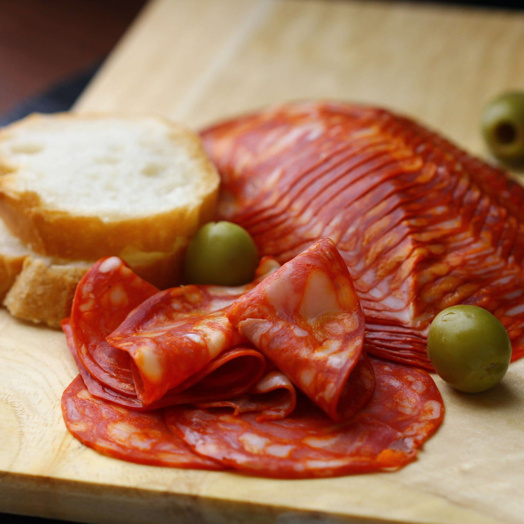 Spanish Chorizo Slices 200g
