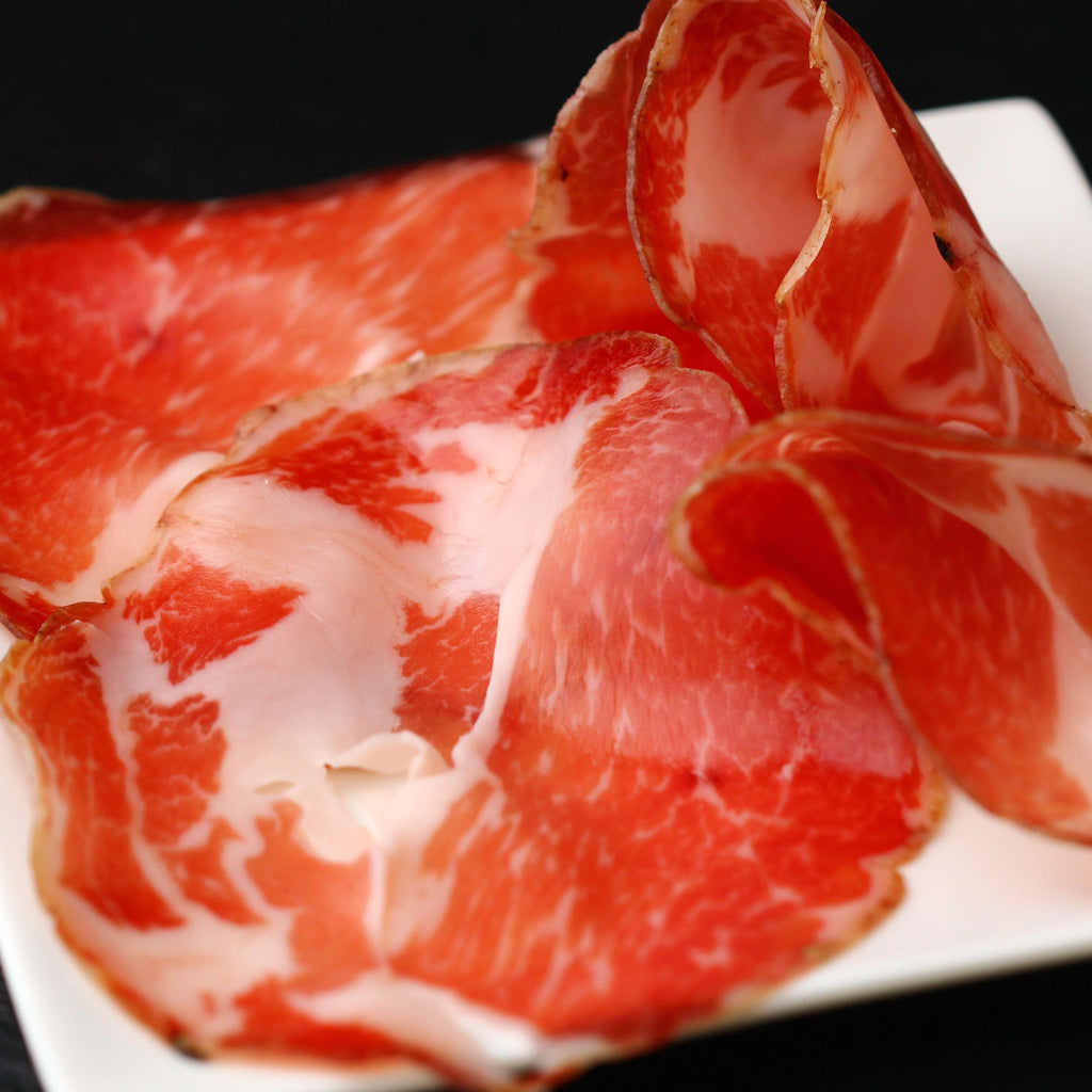Italian Coppa Slices 150g