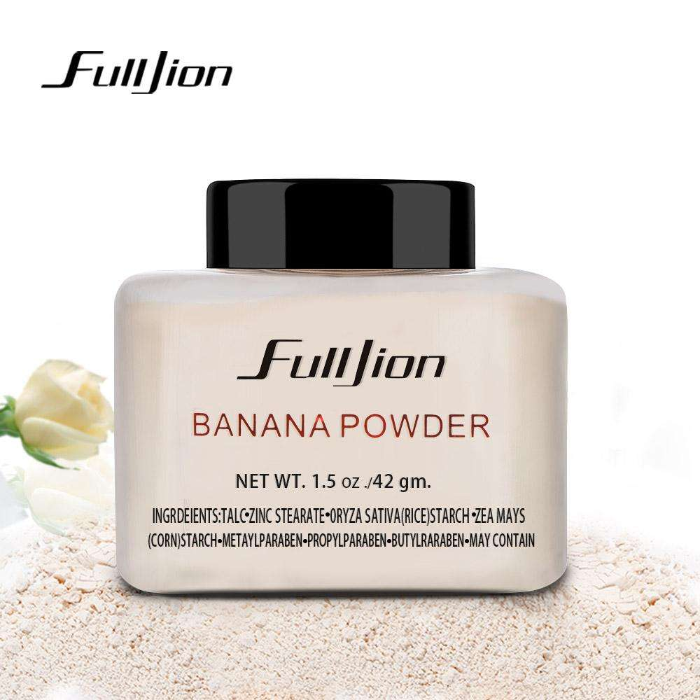 Banana Concealing Powder - Makeup - fnes